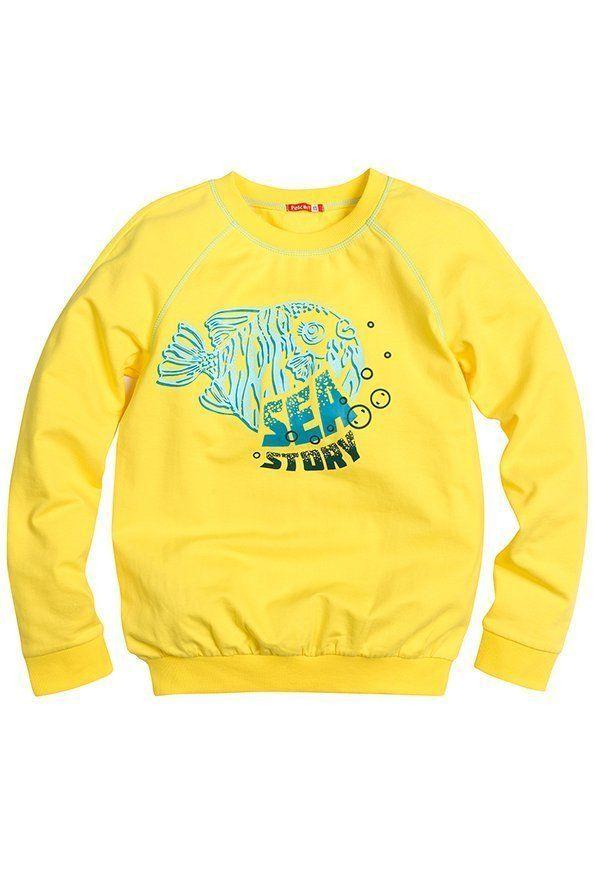 Джемпер для девочки Sea story