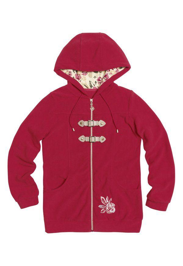 Куртка для девочек Город цветов