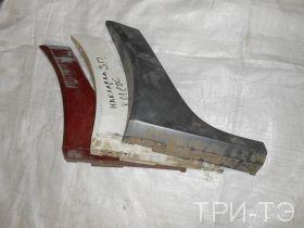 Рено Колеос накладка задняя правая