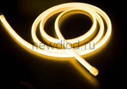 Термостойкая светодиодная лента SMD 2835 180LED/m IP68 24V Warm White