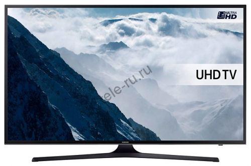 Телевизор Samsung UE60KU6000K