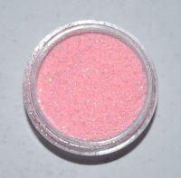 Блёстки (глиттер) нежно-розовые в банке, 3,5 гр