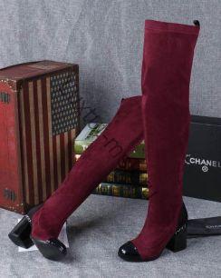 Ботфорты Chanel (Весна-Осень)