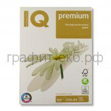 Бумага А4 IQ 160 г/м IQ Premium