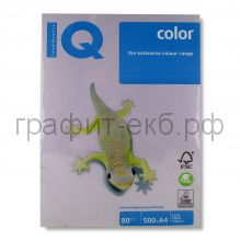 Бумага А4 IQ N12 бледно-лиловый 500л.