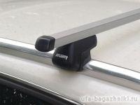 Багажник на крышу Audi Q7, Атлант, прямоугольные дуги