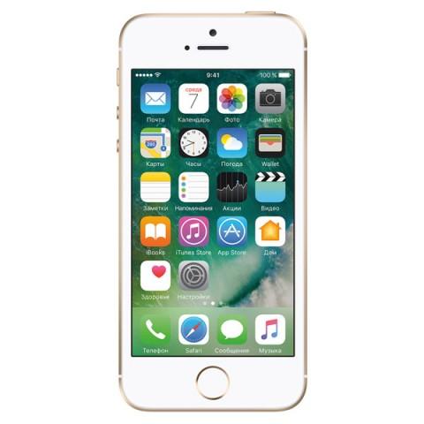 Apple iPhone SE 16 ГБ Золотой