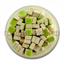 Мозаика 5х5 керамика зеленая светлая МХ-7614-391