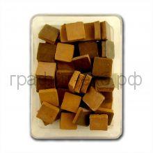 Мозаика 10х10 керамика коричневая МХ-7615-591