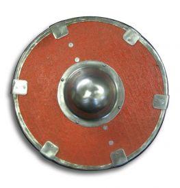 Баклер 35 см с металлическим кантом