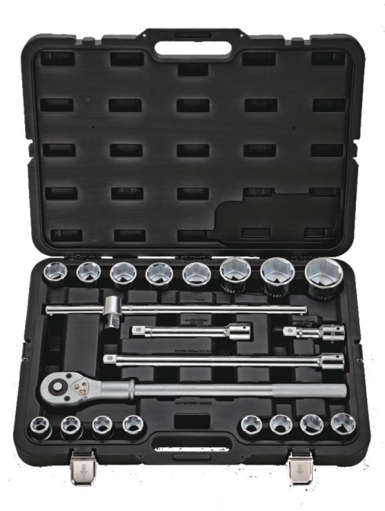 Набор инструментов для грузовиков 21 предмет BERGER BG021-34