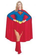 Женский карнавальный костюм Супер Девушки