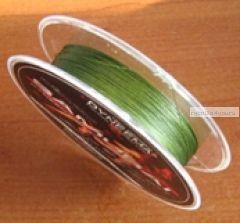 Леска плетеная Fujitsu Samurai цвет:  03 Olive Green (оливковый-зеленый) 125 м