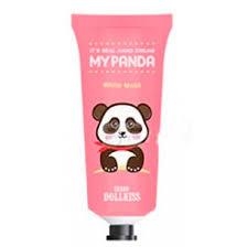 Корейский крем для рук Baviphat Urban Dollkiss It's Real My Panda Hand Cream в ассортименте
