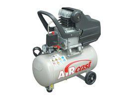 компрессор поршневой 200 л/мин, 8 бар, 1.5 кВт. 220 В, ресивер 50 л.