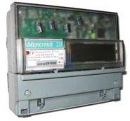 Электросчетчик Меркурий-231 5-60А 220/380В Кл.т.1,0 Мн.т. Акт. На DIN рейку ЖКИ IrDA