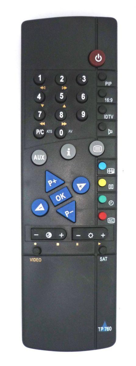 Grundig TP-760 (TV) (TV-XS-70, TV-XS-63, TV-XS-55, TV-T55-731,5, TV-T55-066, TV-T51-733, TV-T51-066, TV-ST70-255,8, TV-P37-733, TV-P37-731,12, TV-P37-070, TV-M63-8TOP, TV-M63-775, TV-20V1R,T, TV-14V1R,T)