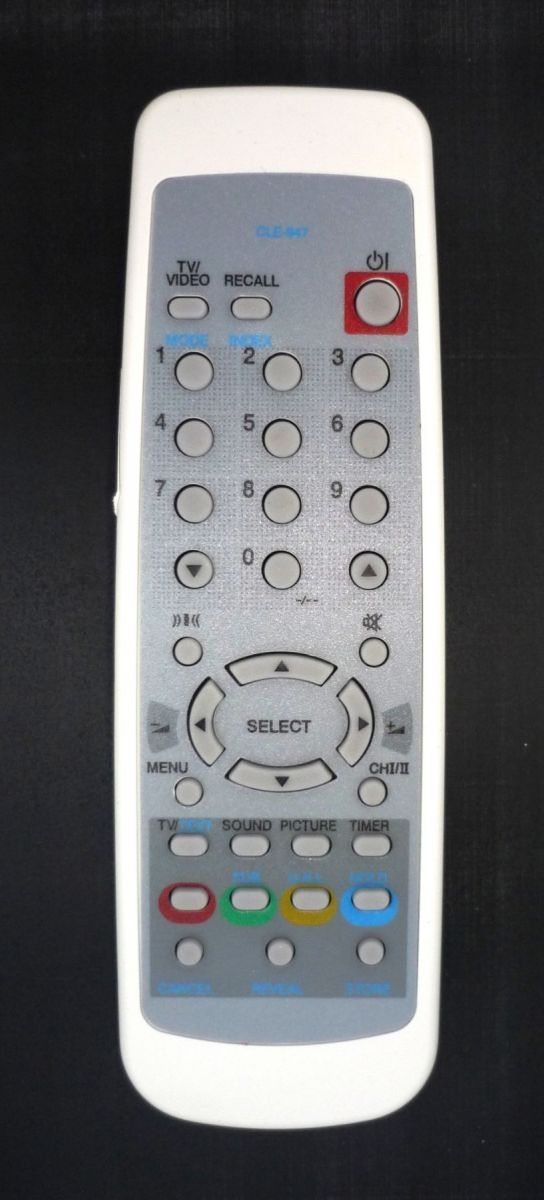 Hitachi CLE-947 (TV) (C21-TF330A, C21-TF650S, C21-TF651SNT, C25-TF330S, C25-TF650S, C25-TF750S, C29-F300B, C29-R30SP, C29-TF750S)