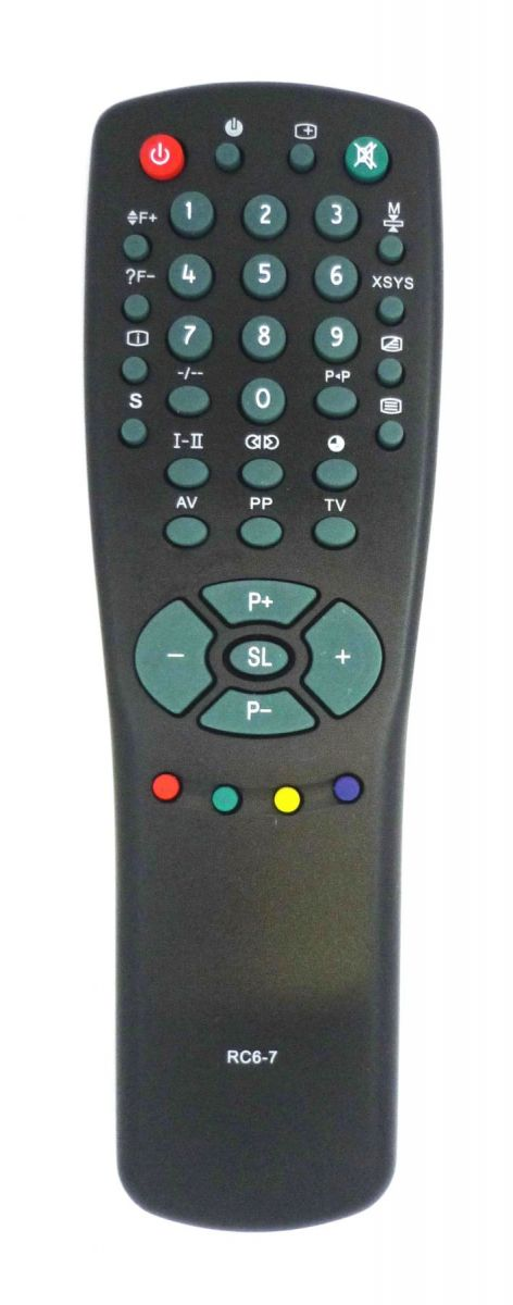 Horizont RC-6-7 (TV) (21BF22, 37CTV659i-1, 37CTV661Ti-1, 37CTV664i, 37CTV670Ti, 51CTV661TiS-6, 51CTV664i-11, 51CTV664i-12, 51CTV664i-13, 51CTV670Ti-6, 51CTV732-1-10, 54CTV664i-15, 54CTV670Ti-6, 54DTV700Ti, 63CTV659i, 63CTV670Ti-1, 63CTV672Pi-1)
