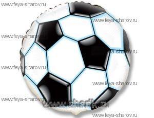 Шар Футбольный мяч 46 см