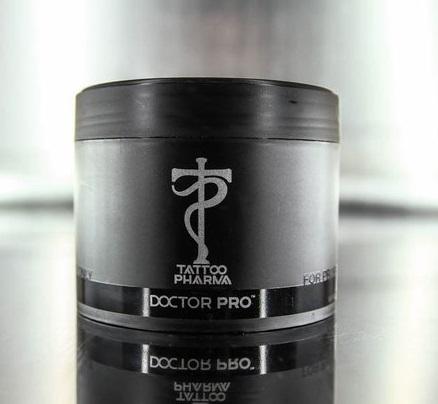 Doctor Pro - мазь для заживления татуировки, 300 г