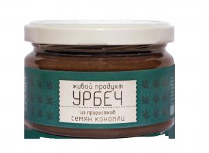 """""""ЖивПрод"""" Урбеч из проростков семян конопли, 225гр"""