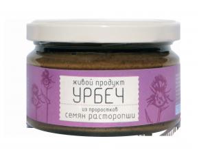 Урбеч из проростков семян расторопши  Живой Продукт