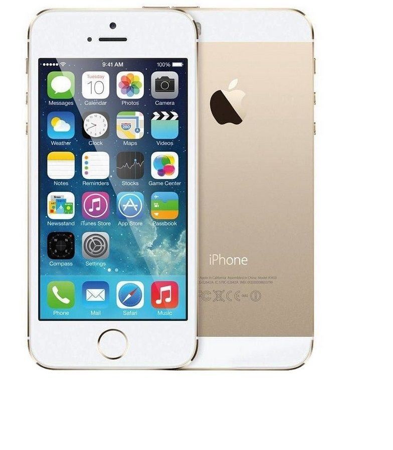 Apple iPhone 5S 32GB золотой