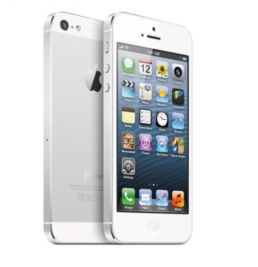 Apple iPhone 5 32GB белый