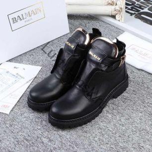 Ботинки Balmain (без молнии)