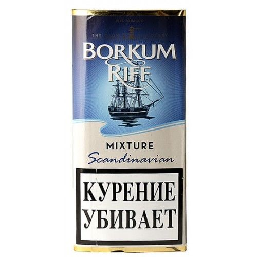 Трубочный табак Borkum Riff Scandinavian Mixture