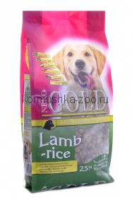 NERO GOLD super premium для взрослых собак с ягненком и рисом