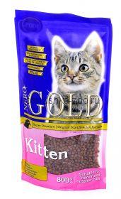 NERO GOLD super premium для котят с курицей