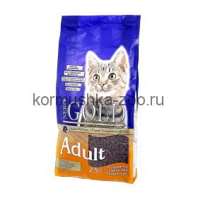 NERO GOLD super premium для кошек с курицей