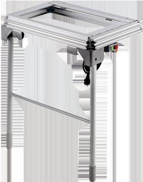 Многофункциональный стол MFT/3-VL