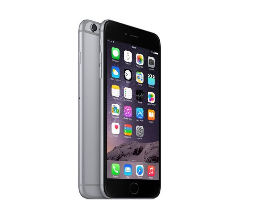 Смартфон Apple iPhone 6 Plus 64GB Cерый космос