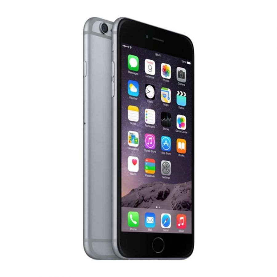Смартфон Apple iPhone 6 Plus 16GB Cерый космос