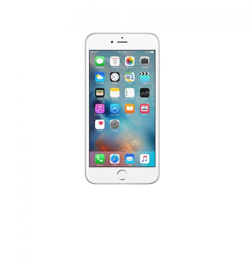 Смартфон Apple iPhone 6 Plus 16GB серебристый