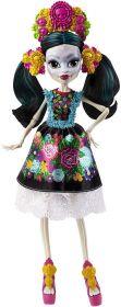 Кукла Скелита Калаверас (Skelita Calaveras), коллекционная, MONSTER HIGH