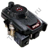 Zongshen (Зонгшен) ZS XP200A четырехтактный бензиновый двигатель для газонокосилок, имеет объем 196 куб. см и обладает мощностью 6,5 л. с., вертикальный вал 22,2 мм.