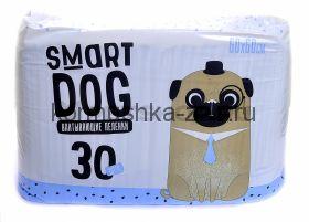 Smart Dog впитывающие пеленки для собак 60х60см