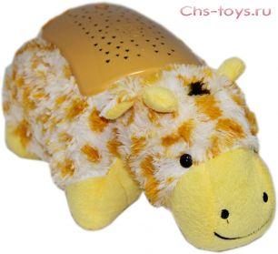 Подушка-проектор Жираф