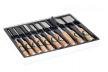 Премиум стамески японские Shirogami (A3) 10штук 3,6,9,12,15,18,24,30,36,42мм в коробке MikiTool М00012233