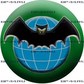 Наклейка 3D мини Военная разведка