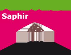 Шлифовальные листы STF V93/6 P100 SA/50