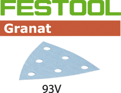 Шлифовальные листы STF V93/6 P180 GR/100