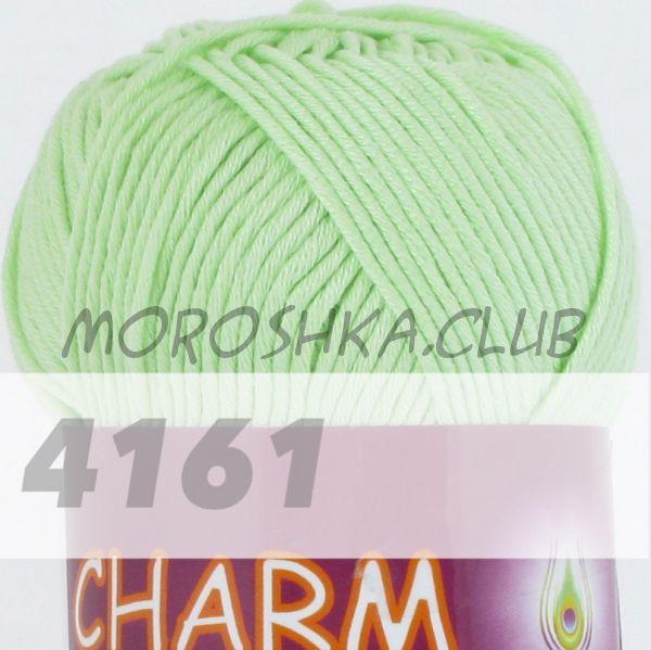 Светло-салатовый Сharm VITA cotton (цвет 4161), упаковка 10 мотков