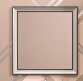 Зеркало с подсветкой Opadiris Карат 100 серебро
