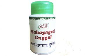 """Махайогарадж Гуггул, 50 гр.""""Шри Ганга"""""""