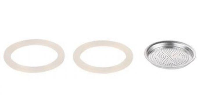Фильтр и 2 силиконовые прокладки для кофеварки PALOMA, 6 чашек 64700604